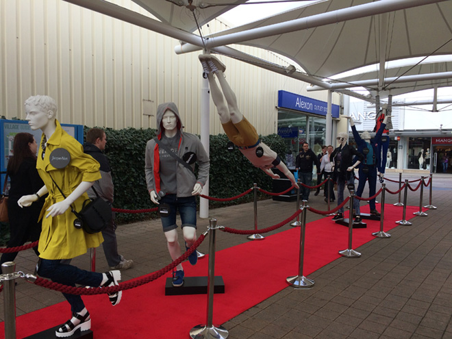 Spring Fashion Event at Junction 32