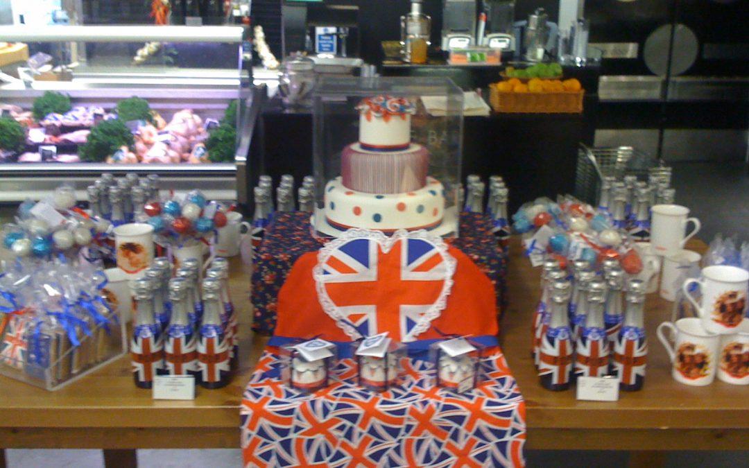 Harvey Nichols Celebrates The Royal Wedding