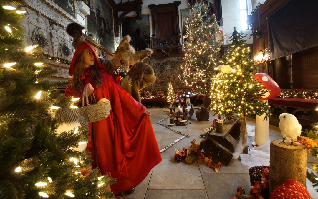 Christmas Pantomime's at Longleat