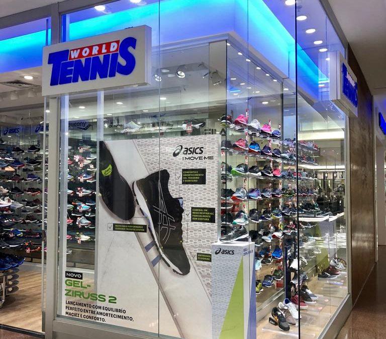 Visual Merchandising Consultancy Sao Paulo – World Tennis