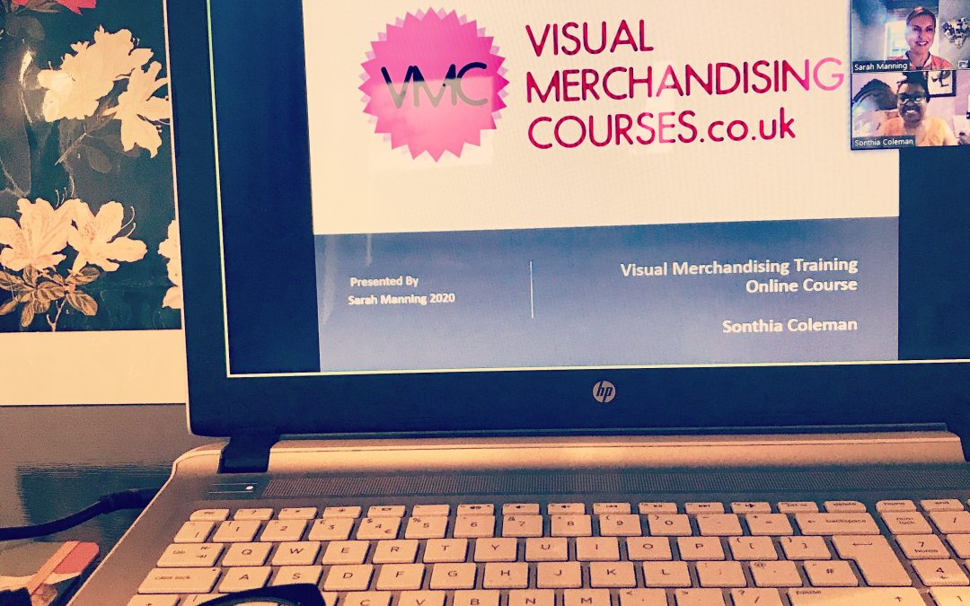 Bespoke Online Visual Merchandising Courses