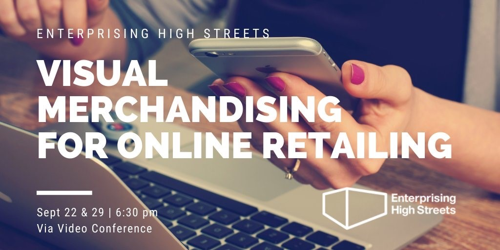 Online Visual Merchandising Course For E-Commerce Retailers
