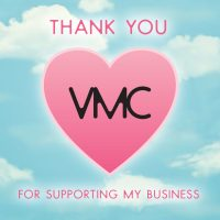 Thank you For Supporting My Business