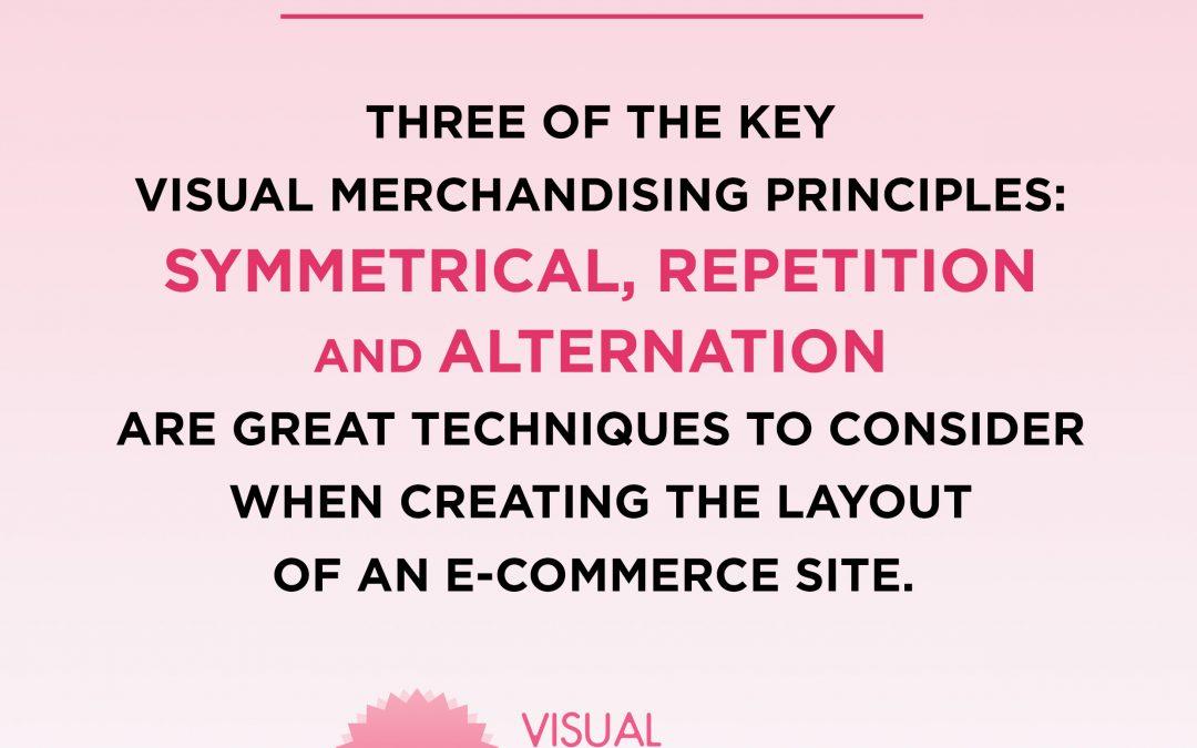 Tips For Visual Merchandising For E-Commerce