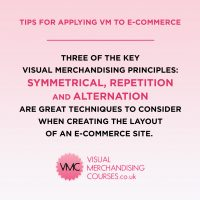 Tips For Visual Merchandising For E-Commerce